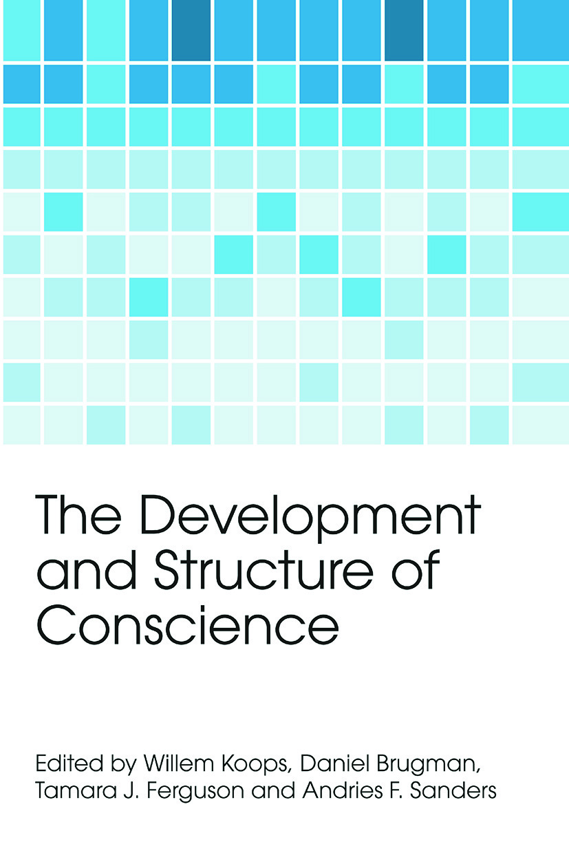 The Development and Structure of Conscience (Paperback) book cover
