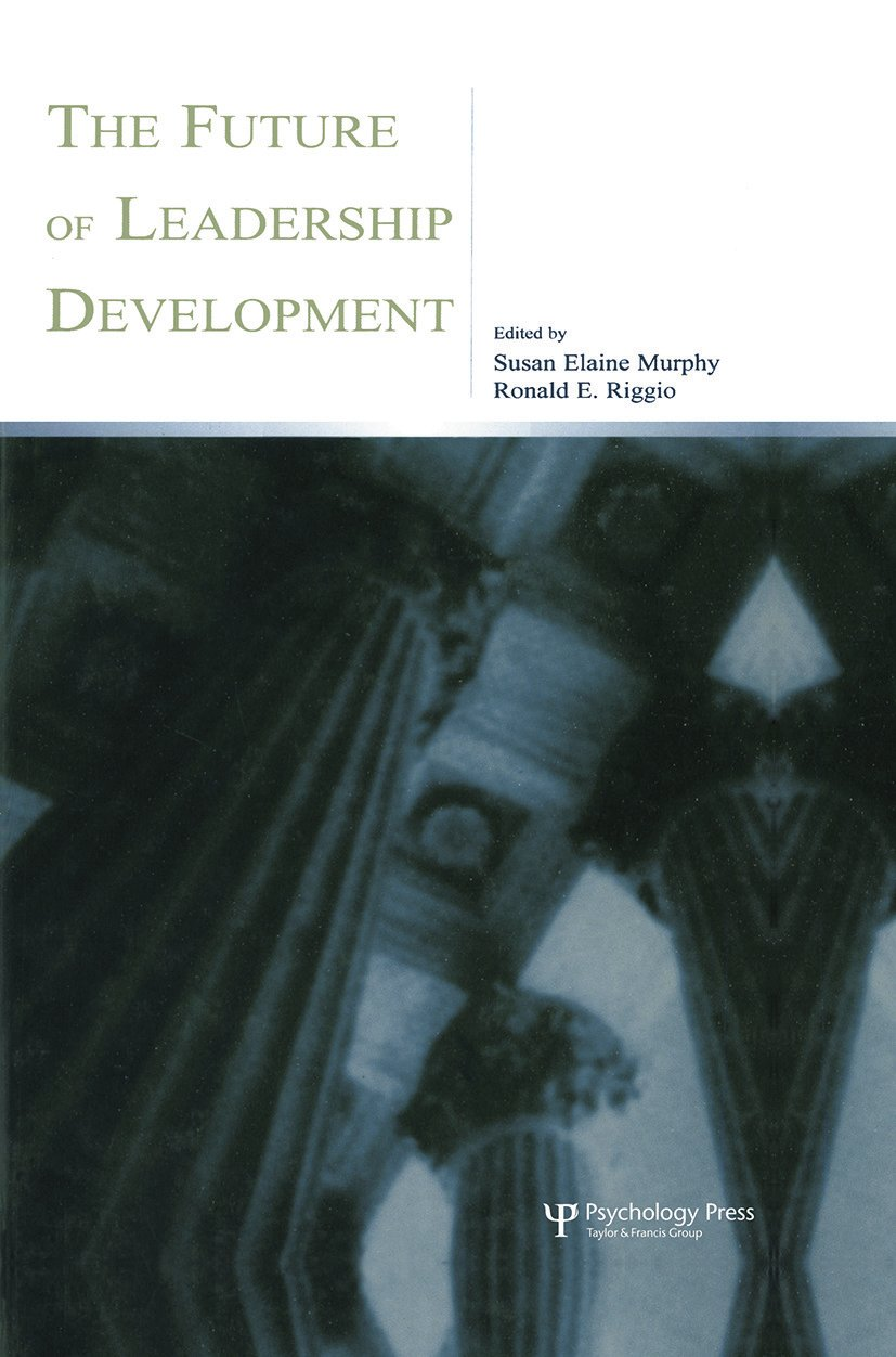 The Future of Leadership Development book cover