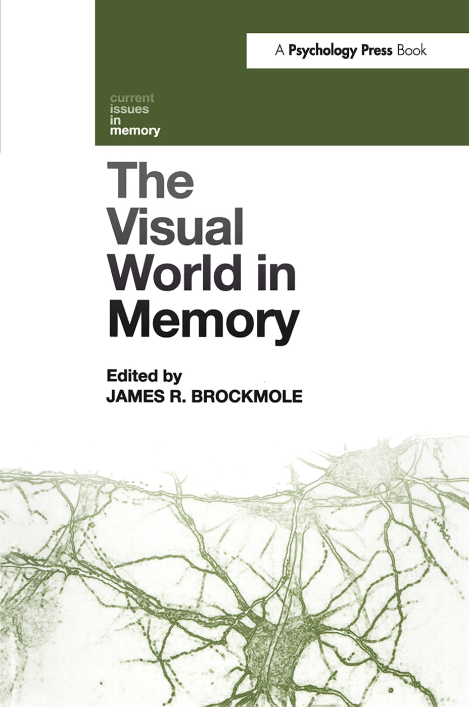 The Visual World in Memory (Paperback) book cover
