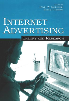 Internet Advertising: Theory and Research, 2nd Edition (Paperback) book cover