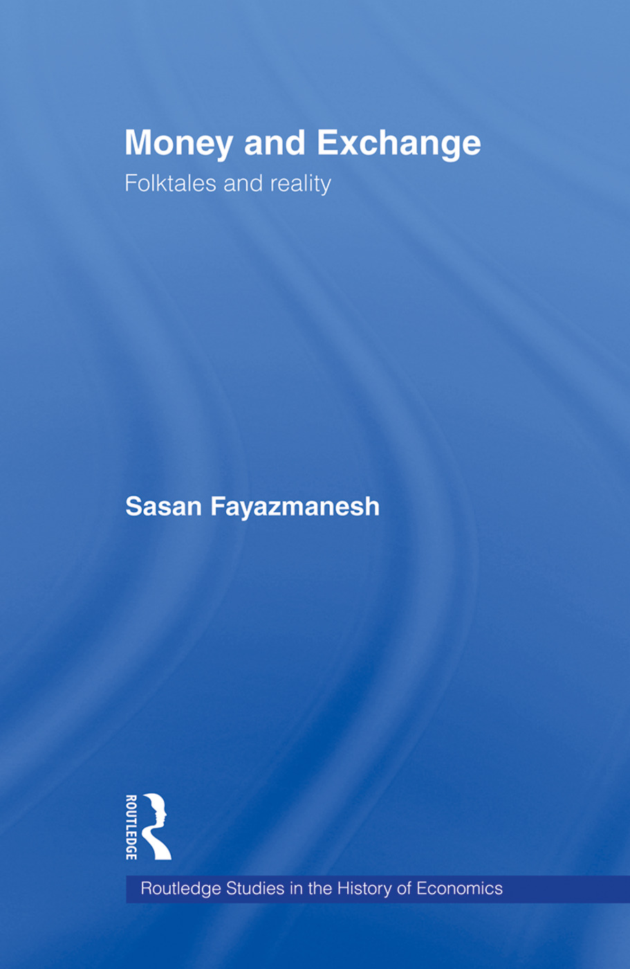 Money and Exchange: Folktales and Reality (Paperback) book cover