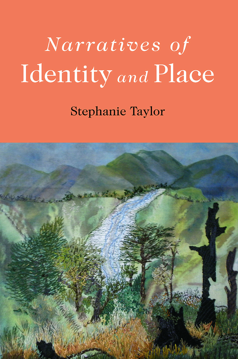 Narratives of Identity and Place (Paperback) book cover