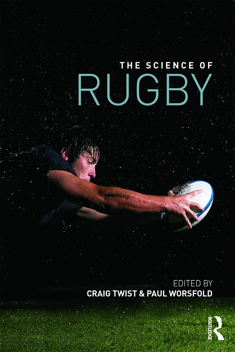 The Science of Rugby: 1st Edition (Paperback) book cover