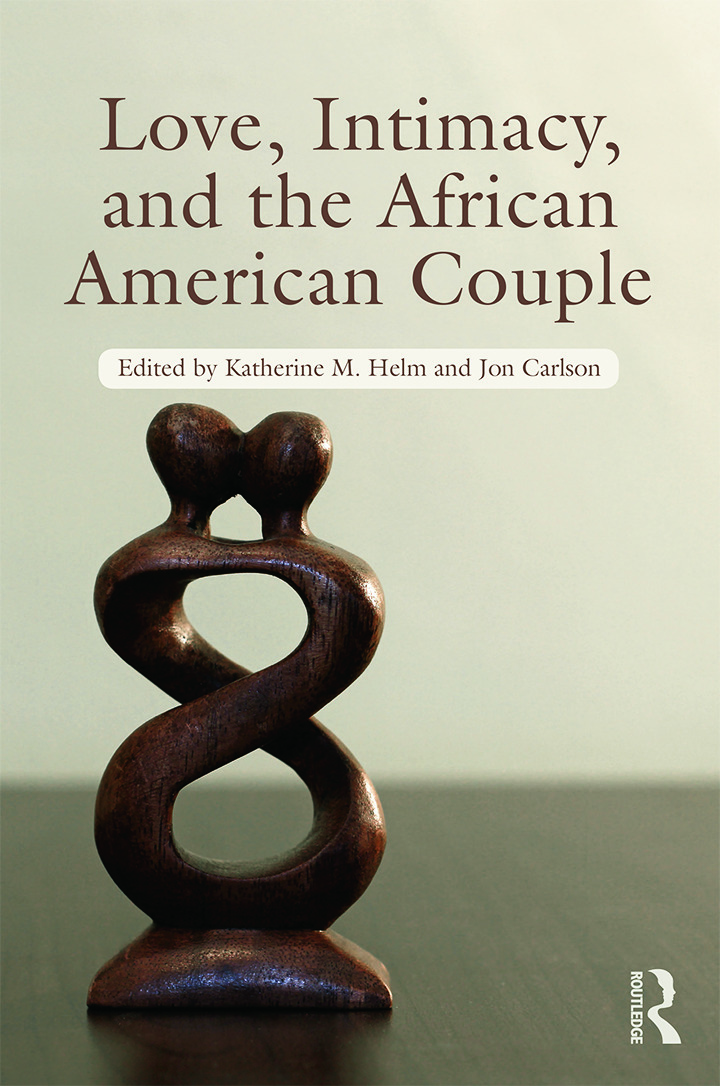 Love, Intimacy, and the African American Couple (Paperback) book cover