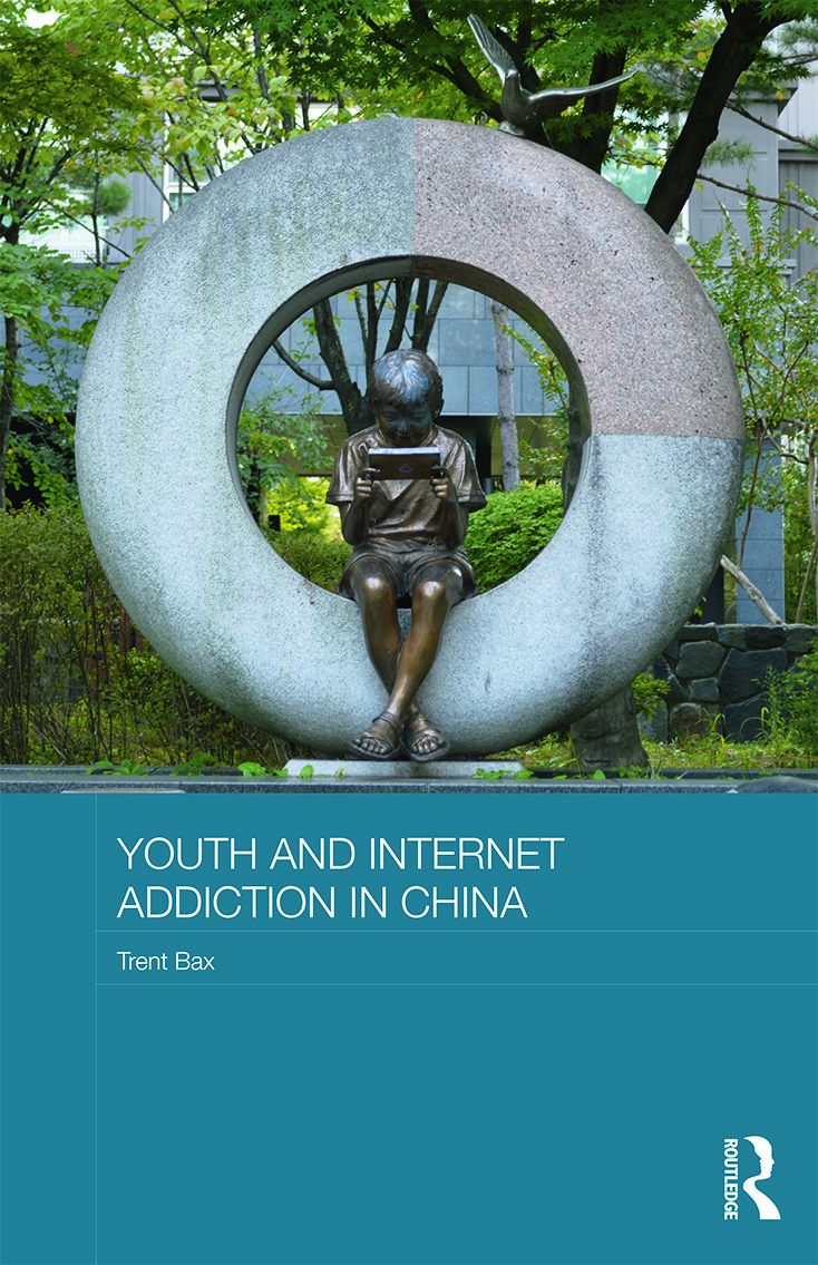 Youth and Internet Addiction in China (Hardback) book cover