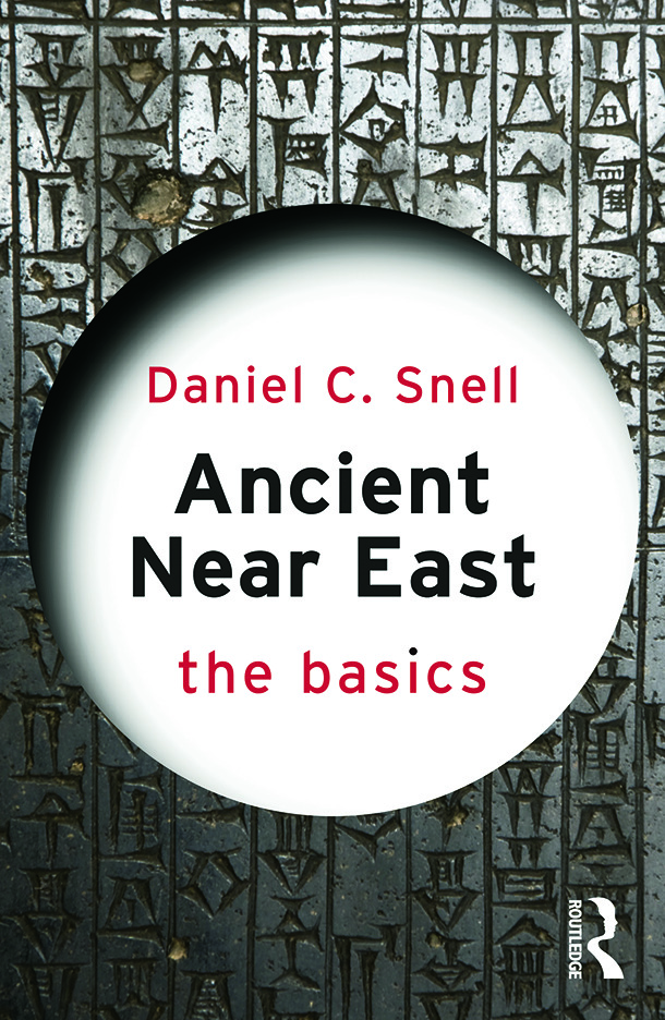 Ancient Near East: The Basics (Paperback) book cover