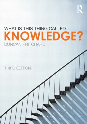 What is this thing called Knowledge?: 3rd Edition (Paperback) book cover