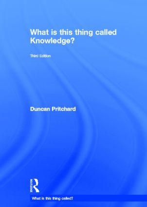 What is this thing called Knowledge? book cover