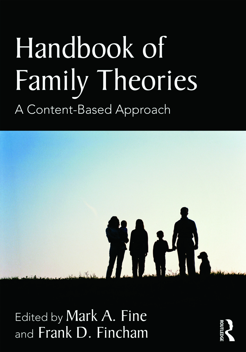 Handbook of Family Theories: A Content-Based Approach (Paperback) book cover