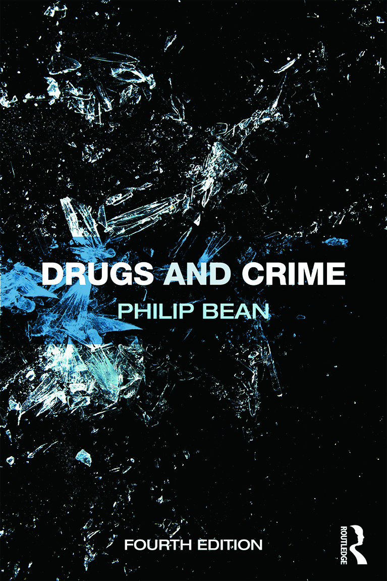 Drugs and Crime: 4th Edition (Paperback) book cover
