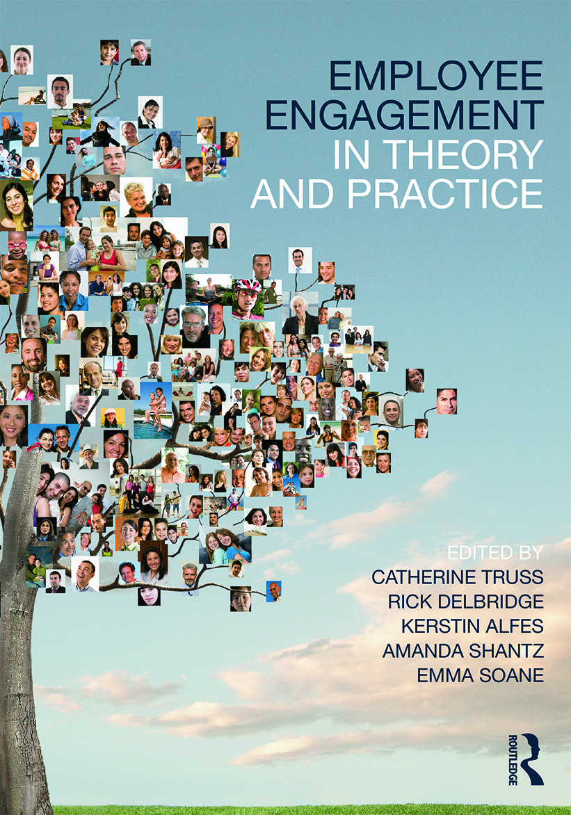 Employee Engagement in Theory and Practice (Paperback) book cover