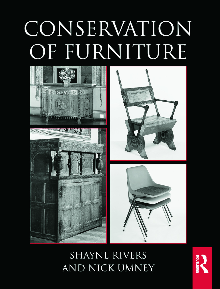 Conservation of Furniture book cover
