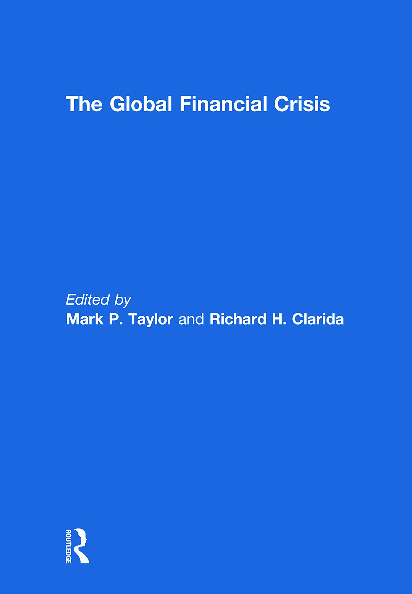 The Global Financial Crisis (Paperback) book cover