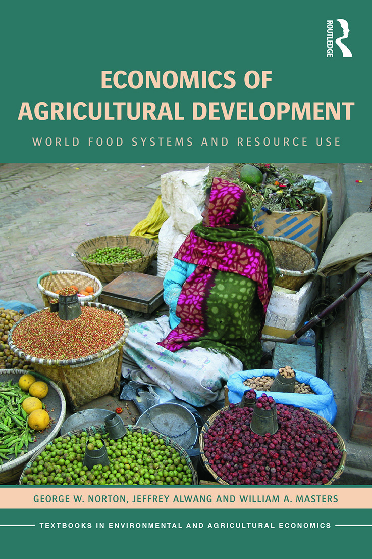 Economics of Agricultural Development: World Food Systems and Resource Use book cover