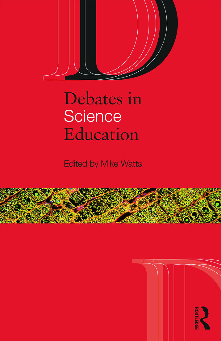 Debates in Science Education (Paperback) book cover