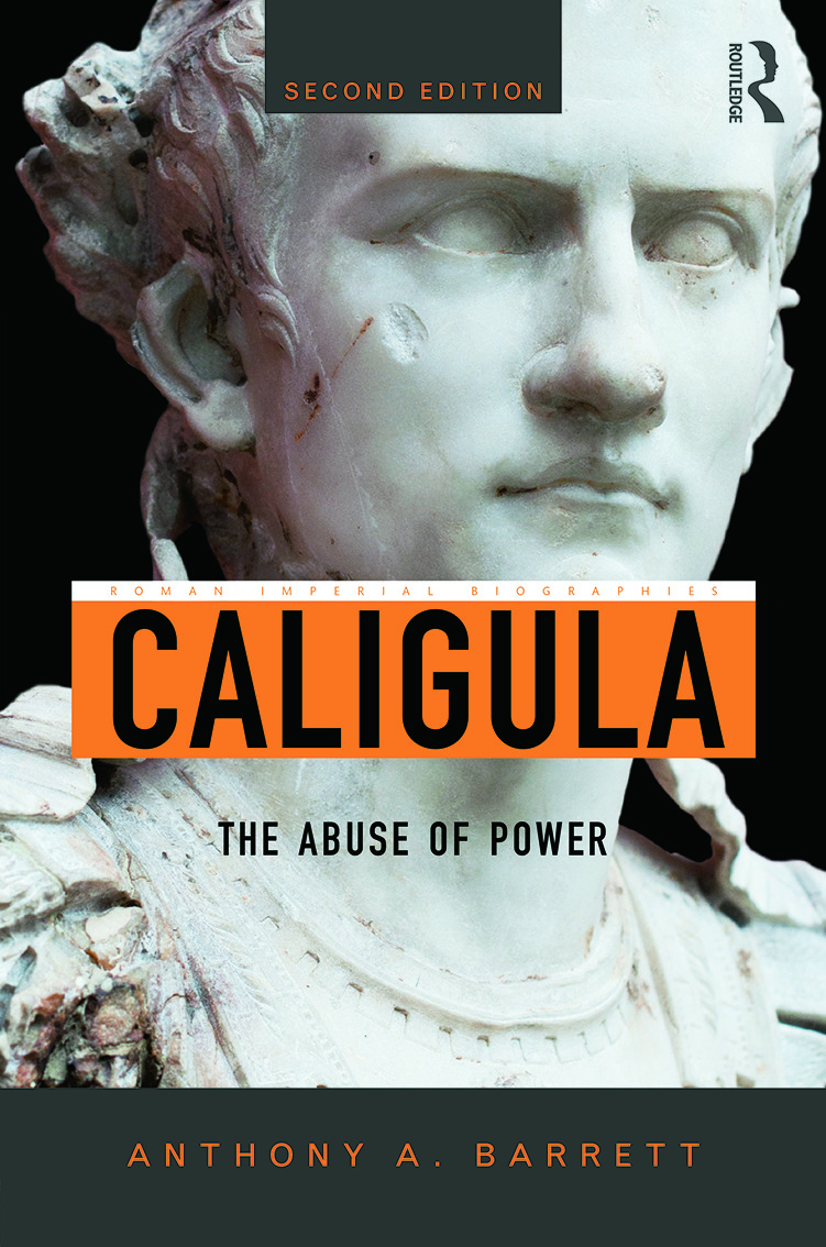 Caligula: The Abuse of Power book cover