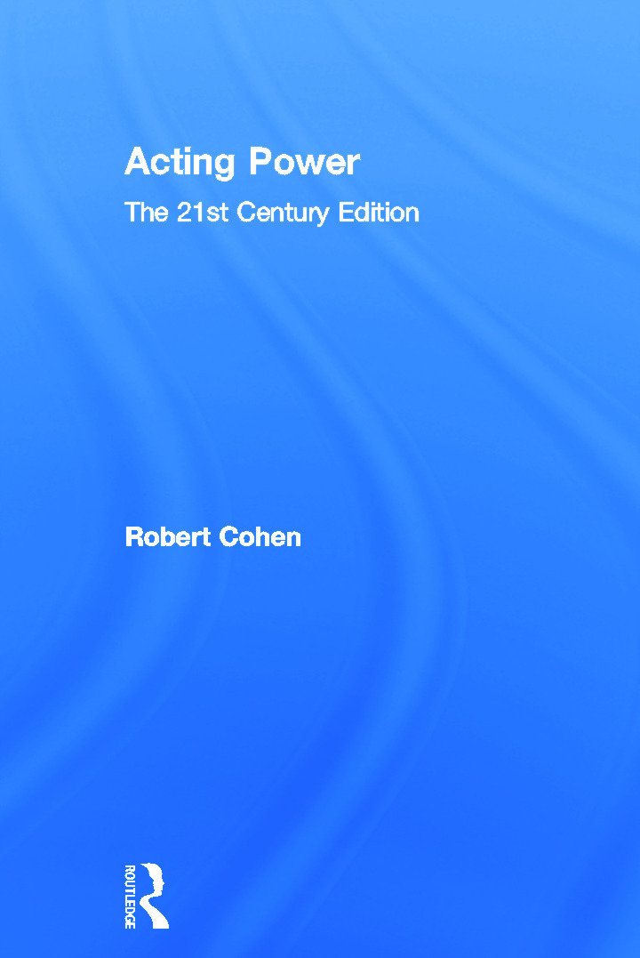 Acting Power: The 21st Century Edition, 1st Edition (Hardback) book cover