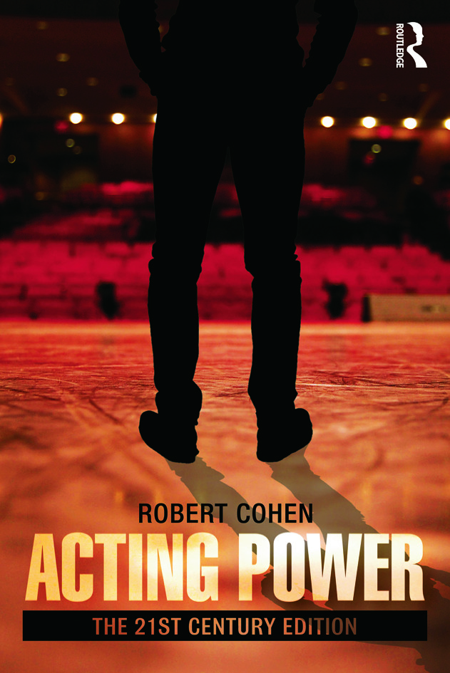 Acting Power: The 21st Century Edition (Paperback) book cover