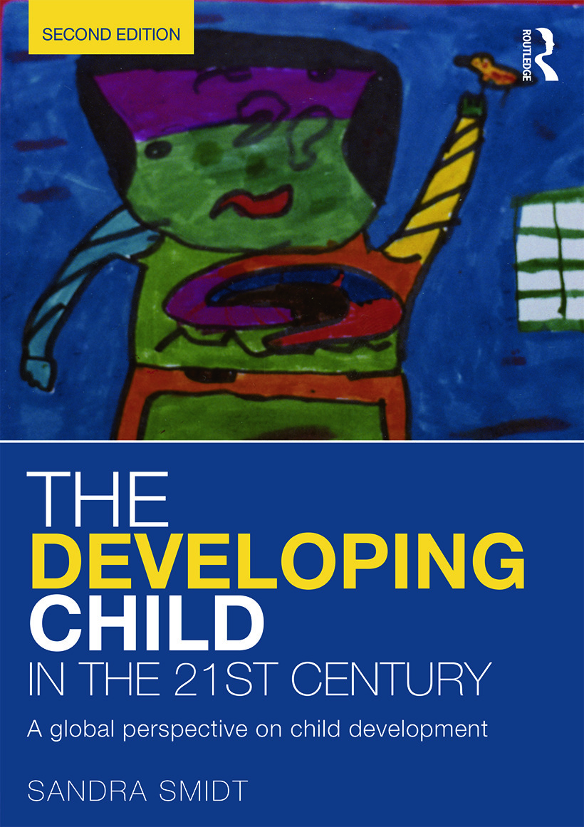 The Developing Child in the 21st Century: A global perspective on child development, 2nd Edition (Paperback) book cover