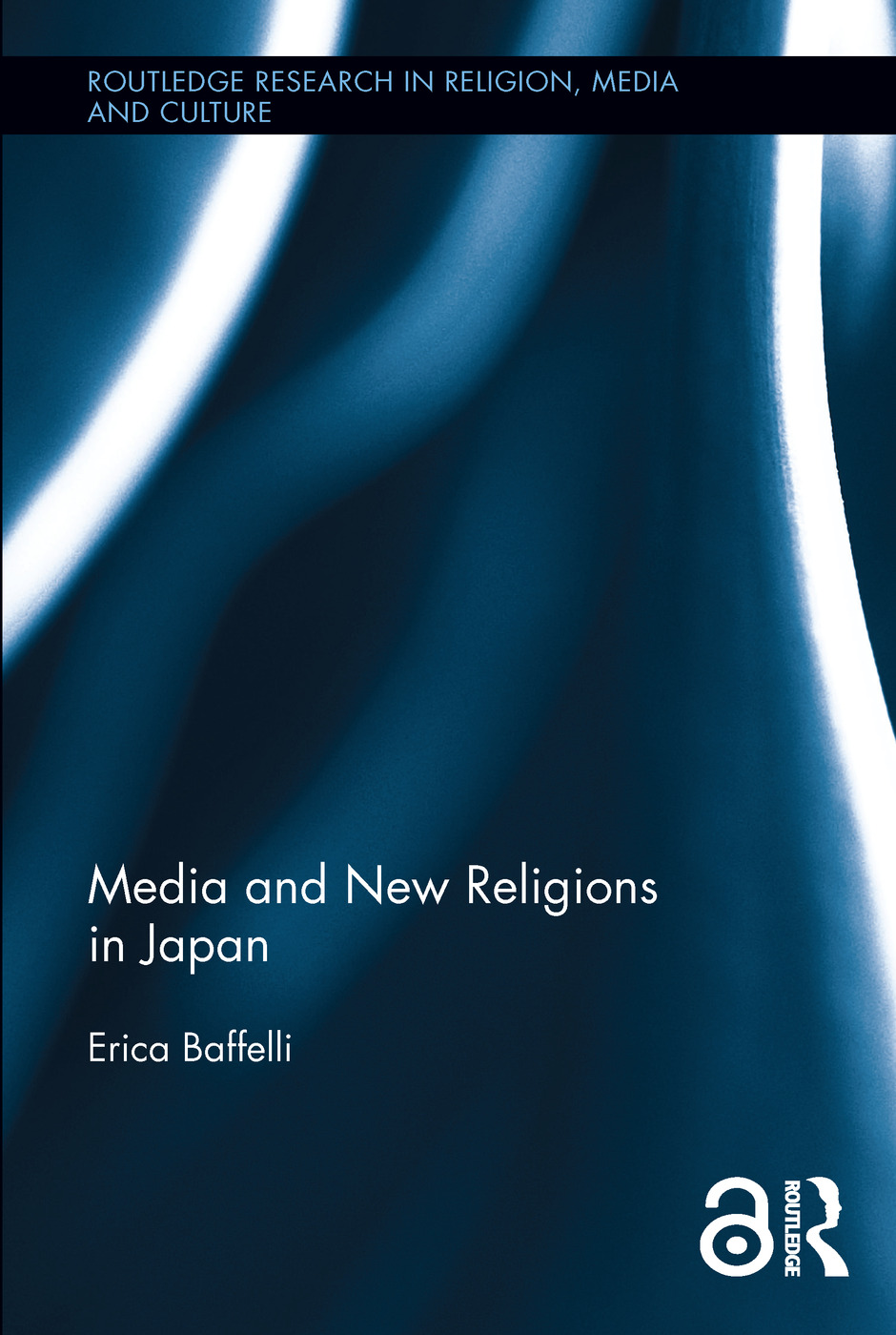 Media and New Religions in Japan (Hardback) book cover