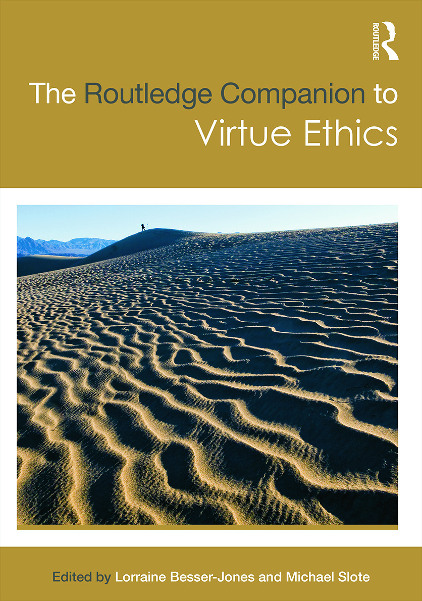 The Routledge Companion to Virtue Ethics book cover