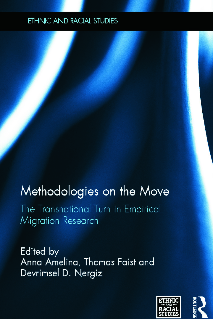 Methodologies on the Move: The Transnational Turn in Empirical Migration Research (Hardback) book cover