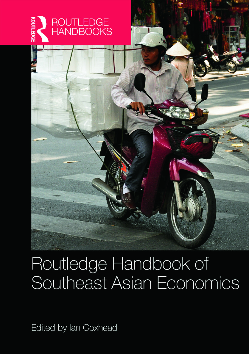 Routledge Handbook of Southeast Asian Economics book cover