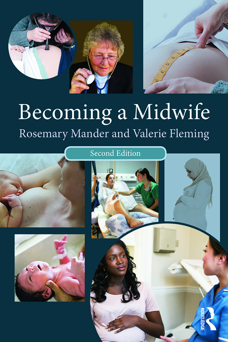 Becoming a Midwife: 2nd Edition (Paperback) book cover