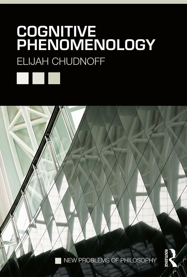 Cognitive Phenomenology: 1st Edition (Paperback) book cover