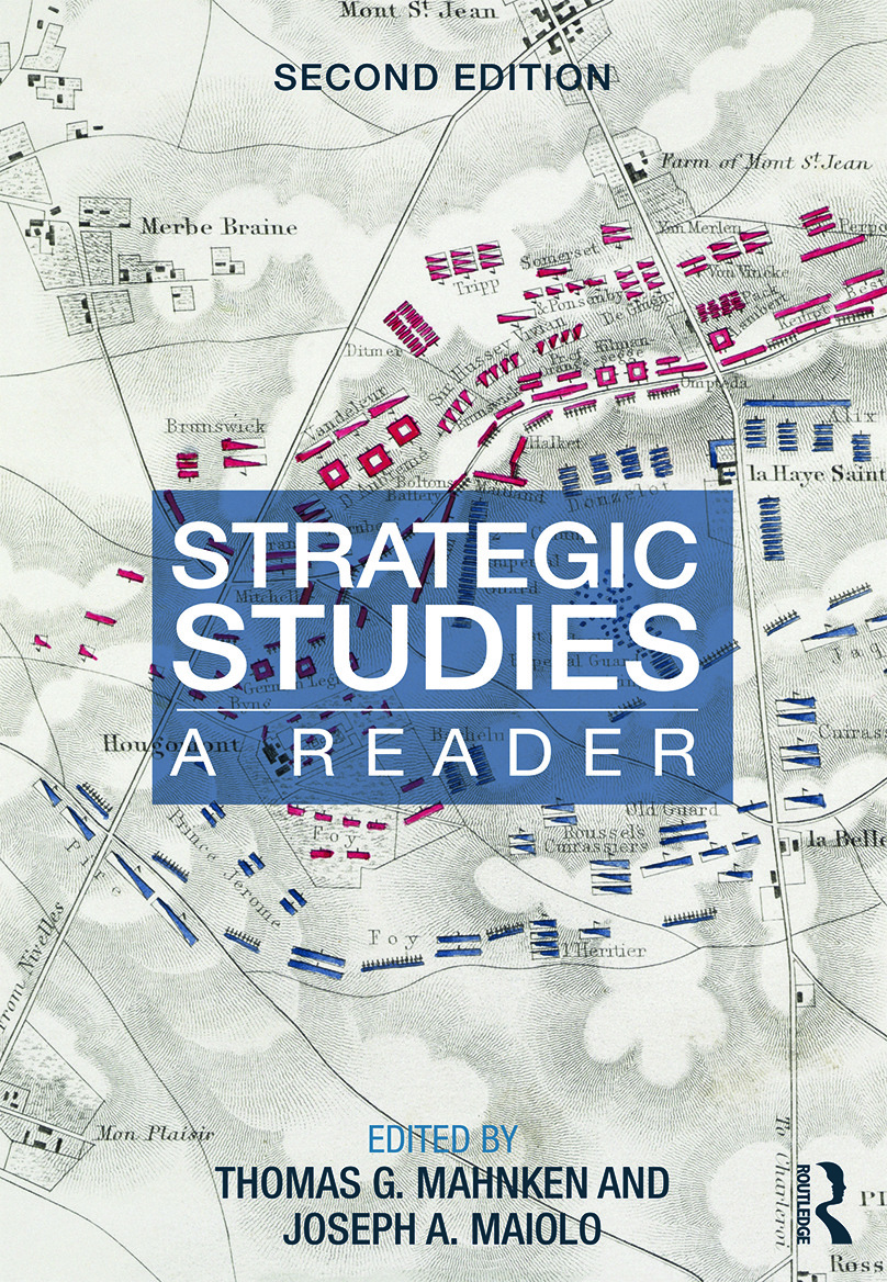 Strategic Studies: A Reader book cover