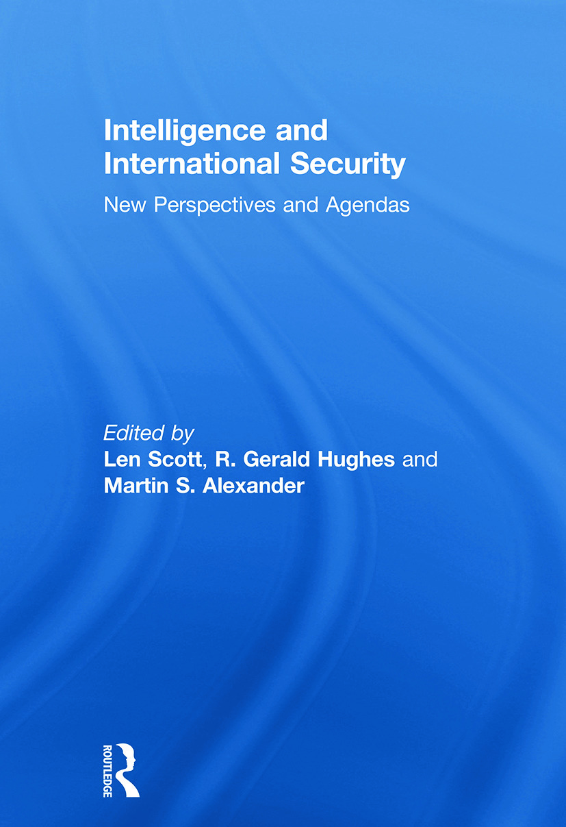 Intelligence and International Security: New Perspectives and Agendas (Paperback) book cover