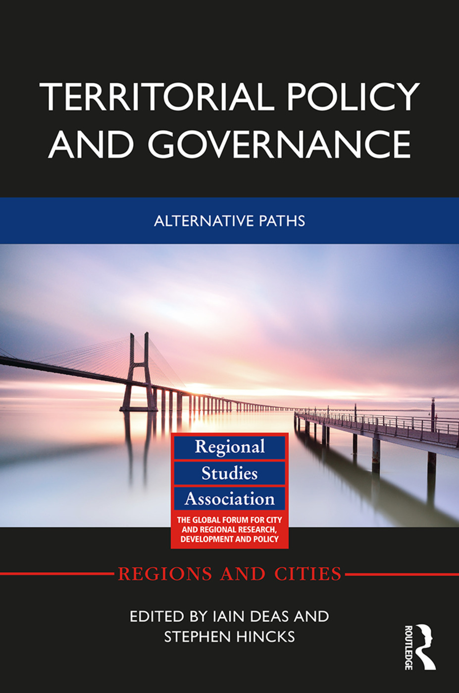 Territorial Policy and Governance: Alternative Paths, 1st Edition (Hardback) book cover