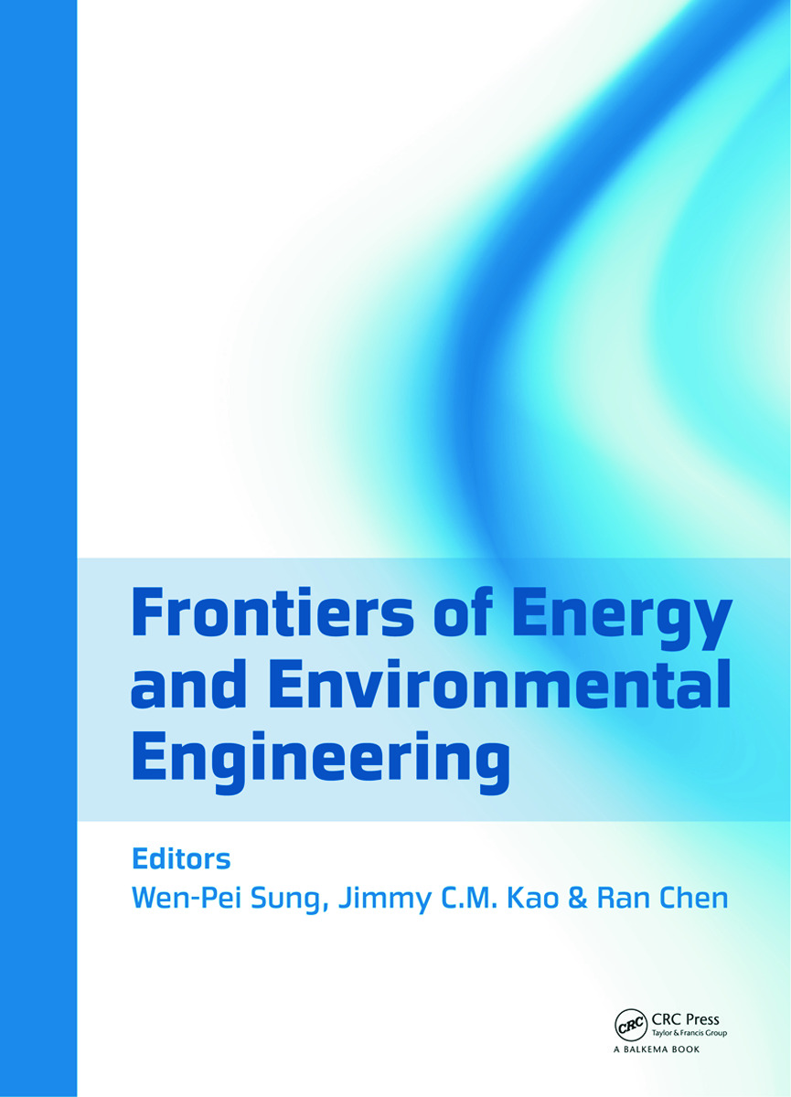 Frontiers of Energy and Environmental Engineering (Hardback) book cover