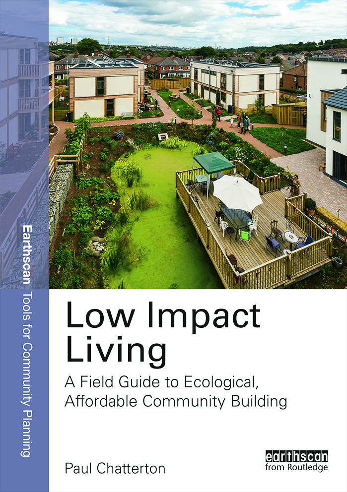 Low Impact Living: A Field Guide to Ecological, Affordable Community Building, 1st Edition (Paperback) book cover