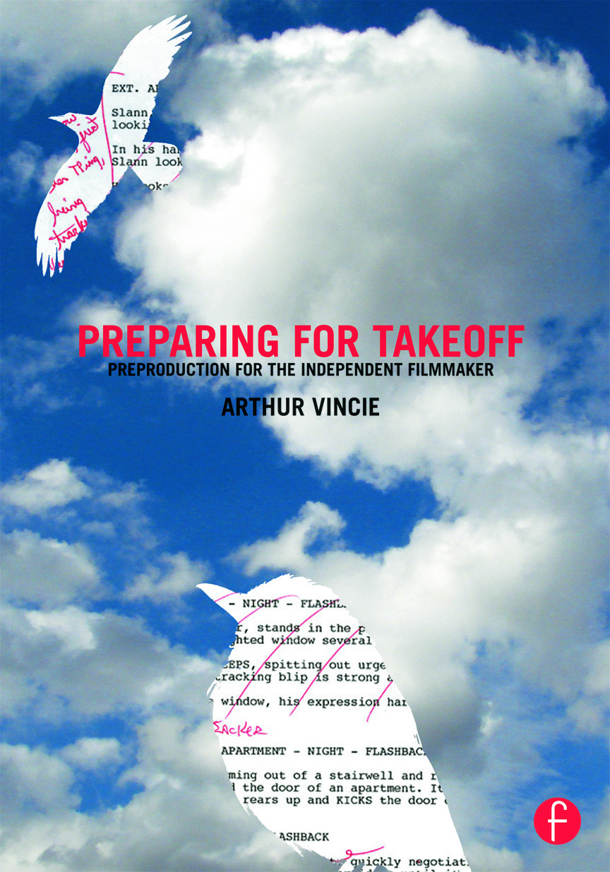 Preparing For Takeoff: Preproduction for the Independent Filmmaker book cover
