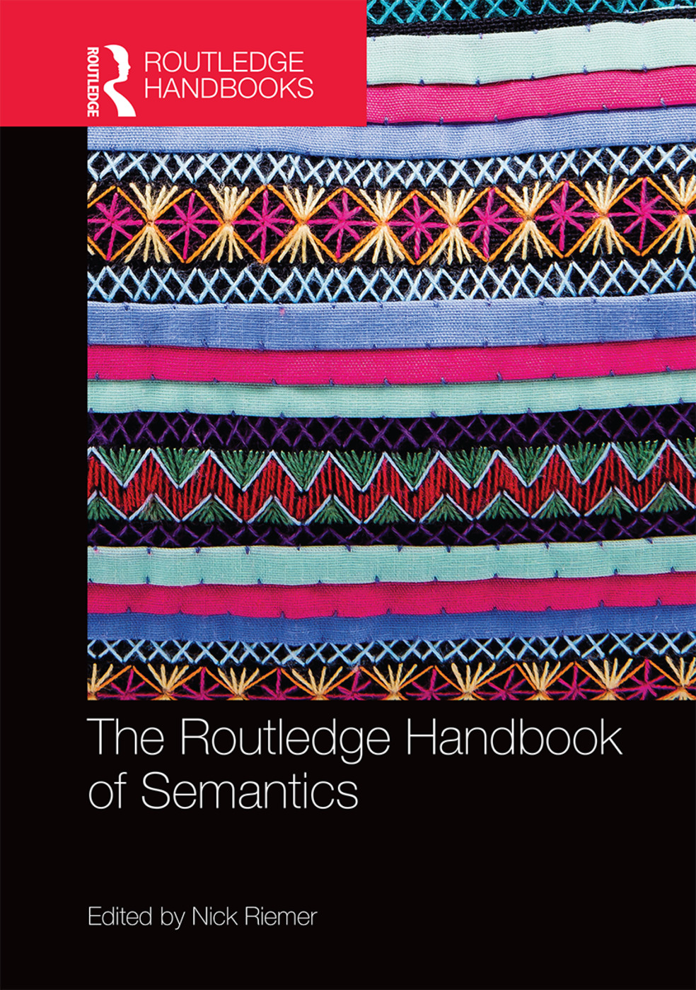 The Routledge Handbook of Semantics book cover