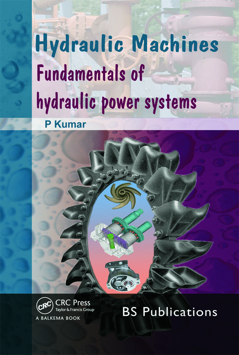 Hydraulic Machines: Fundamentals of Hydraulic Power Systems (Hardback) book cover