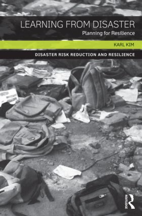 Learning from Disaster: Planning for Resilience book cover