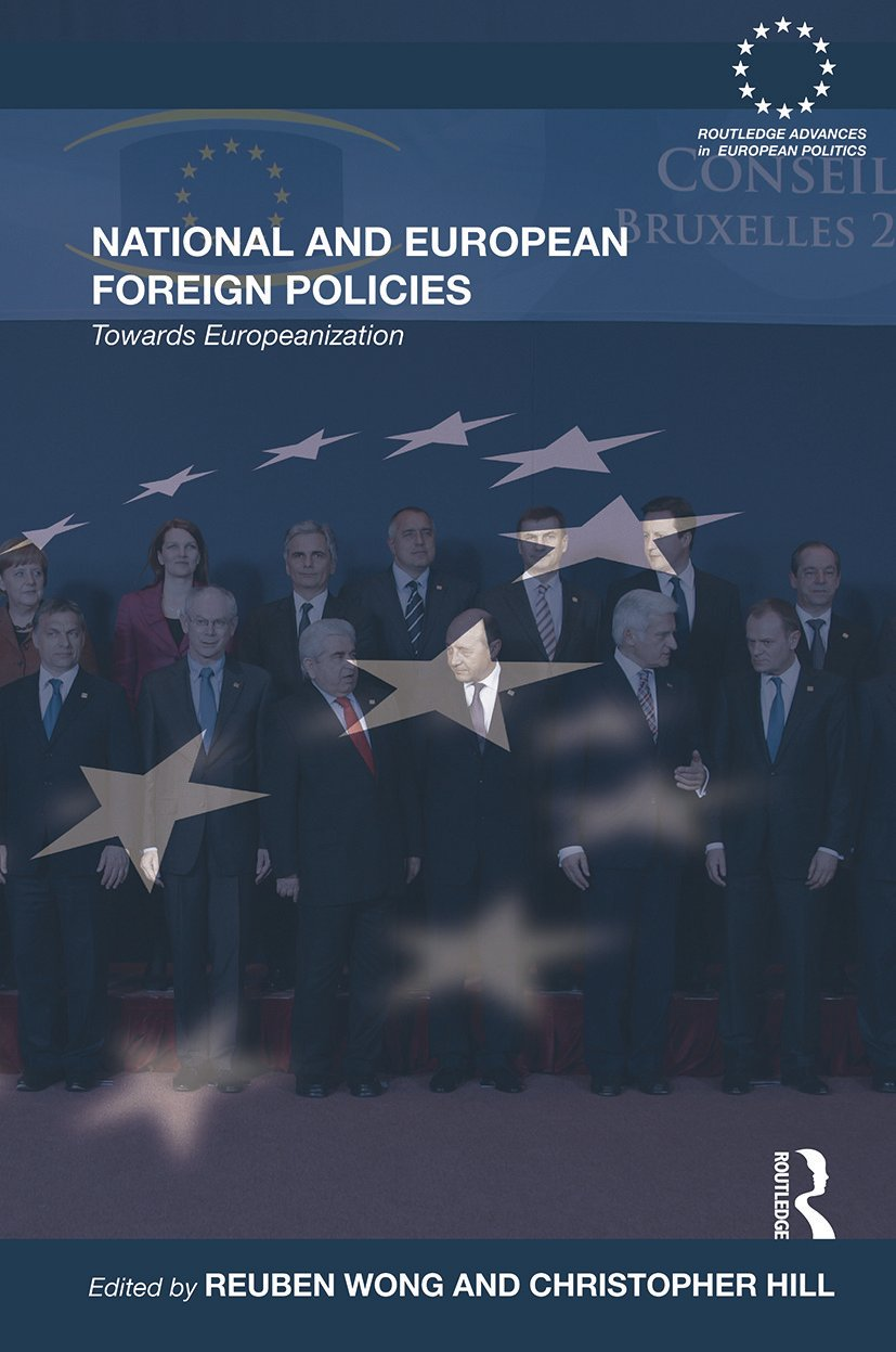 National and European Foreign Policies: Towards Europeanization (Paperback) book cover