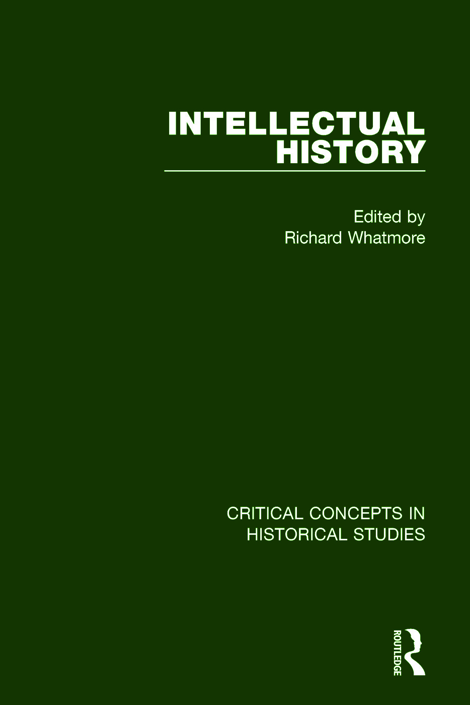 Intellectual History book cover