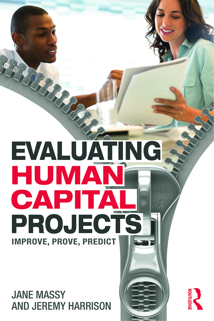 Evaluating Human Capital Projects: Improve, Prove, Predict (Paperback) book cover