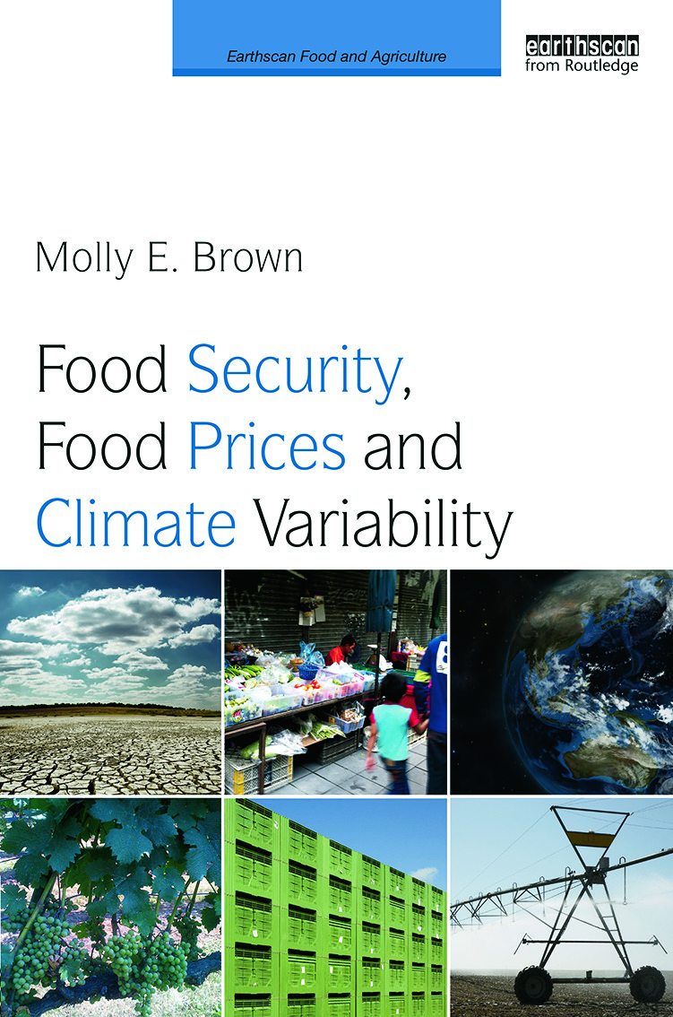 Food Security, Food Prices and Climate Variability