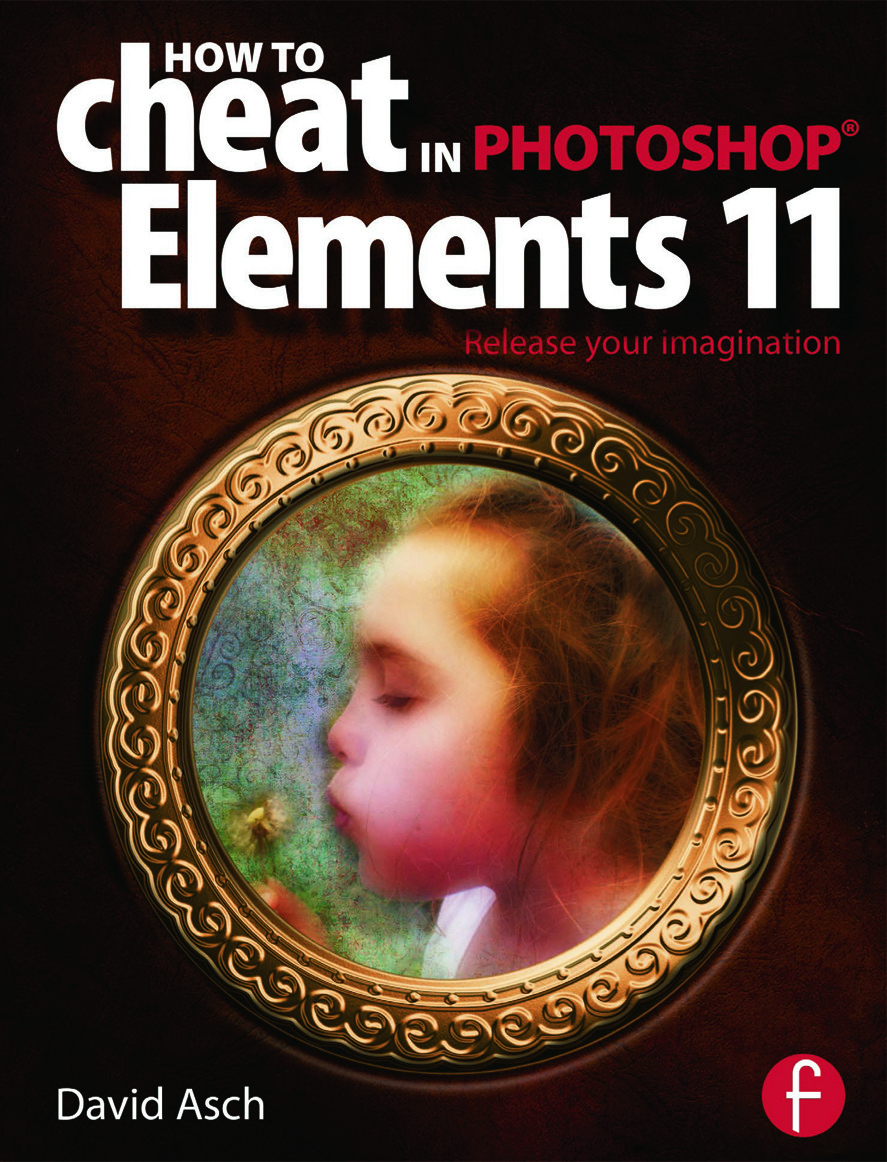 How To Cheat in Photoshop Elements 11: Release Your Imagination book cover