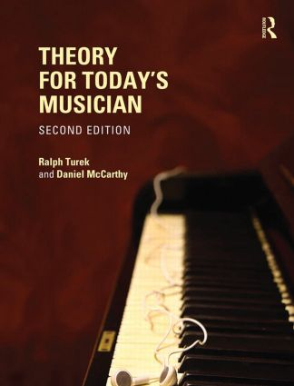 Theory for Today's Musician: 2nd Edition (Hardback) book cover