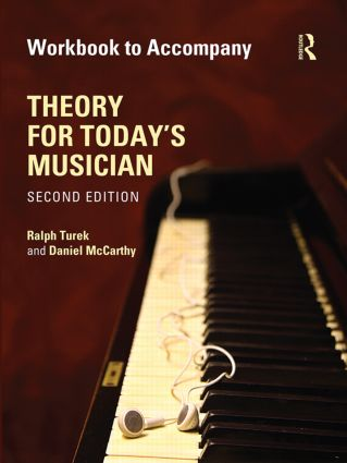 Theory for Today's Musician Workbook (eBook)