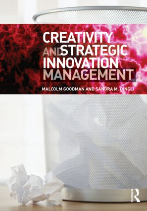 Creativity and Strategic Innovation Management (Paperback) book cover