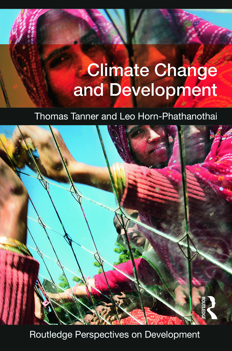 Climate Change and Development book cover
