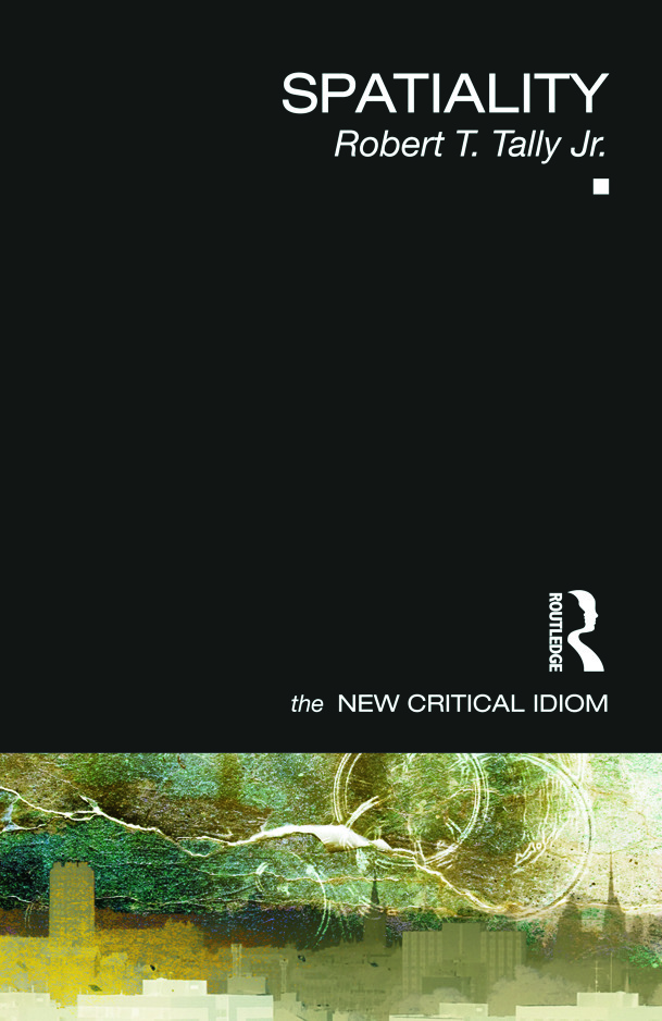 Spatiality (Paperback) book cover