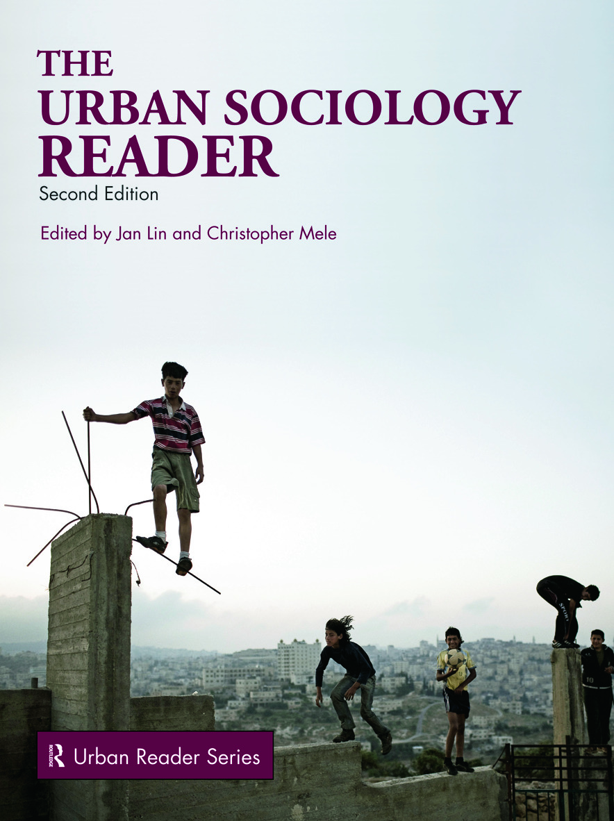 The Urban Sociology Reader book cover