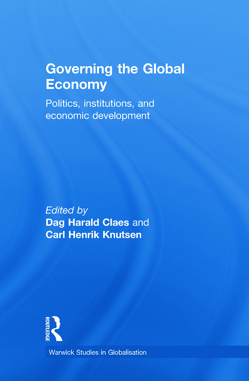 Governing the Global Economy: Politics, Institutions and Economic Development book cover